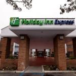Holiday Inn Express hotel near Port of Hueneme