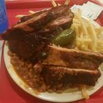 Rib Plate at J&L