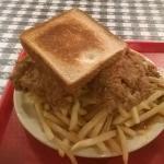 Chicken dinner at J&L