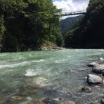 Tama River Foto