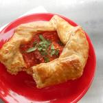 Early Girl Tomato Galette