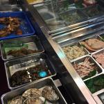 Seafood on demand