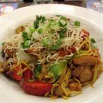 Thai chicken & cashew stir fry - dinner