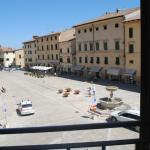 Vista sulla piazza