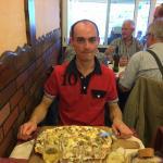 C'est moi à La taverne alsacienne