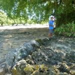 Andrew ce merveilleux conteur partage avec nous ses connaissances sur le Marae Taputapuātea