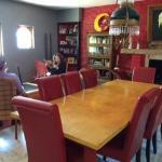 Indoor community table