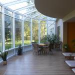 Wintergarten/Ruhezone