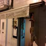 Zuari Restaurant.