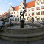 Fountain & Rathaus
