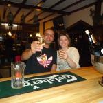Celebrations at Les Fougeres