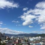 温泉寺からの眺め