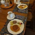 Yasunari's Breakfast!!