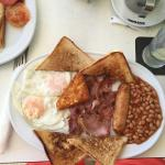 Extra large breakfast for €5.5