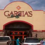 Outside Garcia's
