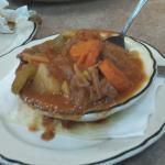 Best beef stew I've ever had!