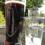 A pint of Adnams Old Ale