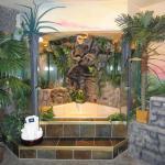 Aztec Room - Jacuzzi Tub