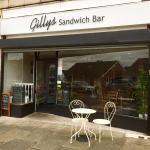 Gillys sandwich bar