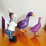 Photo of Purple Goose