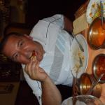 trying the phall curry