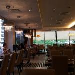 Restaurant after renovation