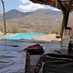 Il Ngwesi Lodge pool