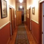 Diamond Dreams hallway