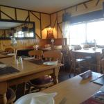 salle de restaurant du pub