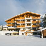 Hotel Stubaierhof Neustift in winter