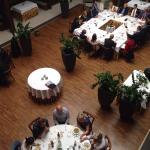 Restaurace Atrium (Hotel Hejtmanský Dvůr)