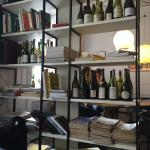 Great for cold and lazy weekend afternoons. Very relaxed atmosphere and wide selection of wines
