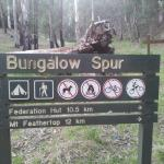 Bungalow Spur Hiking Trail