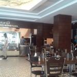 Yemek salonu ve açık mutfak