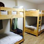 ห้องพักเตียงรวม เตียงกว้าง เตียงนุ่มสบายทุกห้อง