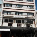 Hotel Tivoli sobre la calle Mitre