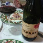Vino Lambrusco Italiano
