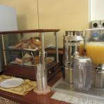 Hiberia Hotel Breakfast Room breakfast buffet