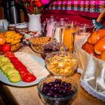 Marlon's House Cusco Breakfast