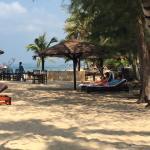 Strand utanför Arcadia Resort, Phu Quoc