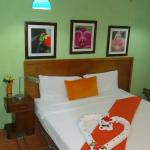 Habitación standard/Standard room