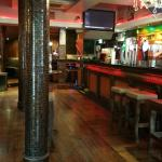 Bar and Seating Area at Kazbar Waterford