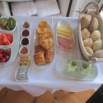 Romantic Breakfast at Quinta Alves de Matos