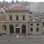 נוף לתחנת הרכבת