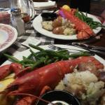 Fresh Maine Lobster in the Desert!! Last Friday of the Month!