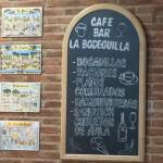 CAFE BAR La Bodeguilla