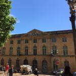 Halle aux Grains - facade