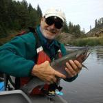 Williamson River Fly Fishing Oregon