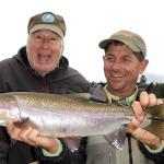 Williamson River Oregon fly fishing