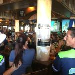 Standing Room Only During Seahawks Games